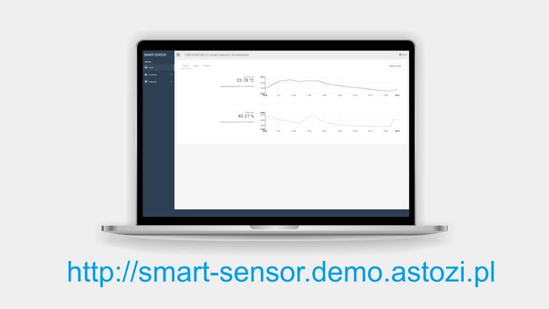 smart-sensor demo