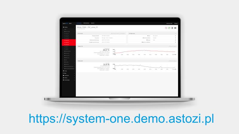 systemONE demo