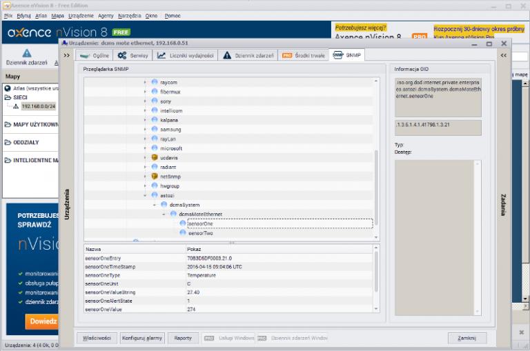 Axence Screenshot