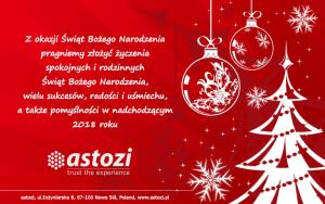 Życzenia świąteczne - 2017