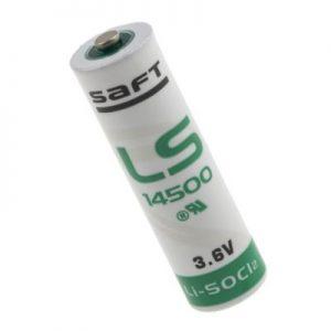 bat LiSoCl2 3.6V