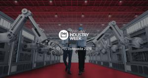 Targi Warsaw Industry Week - edycja 2019